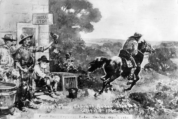 Missouri「Pony Express」:写真・画像(7)[壁紙.com]