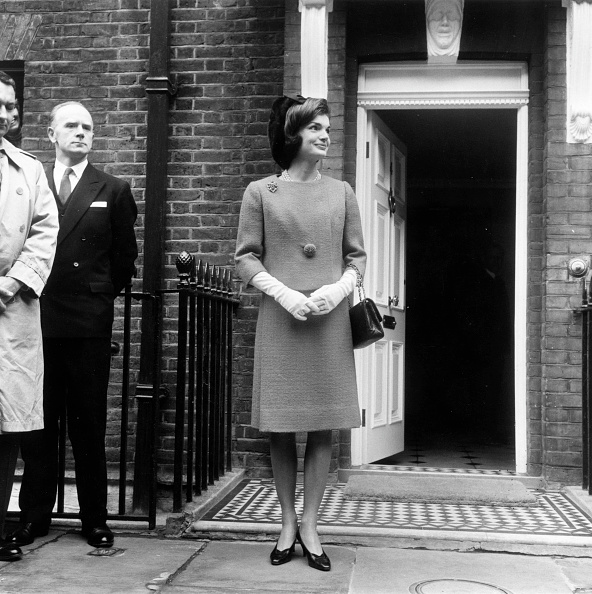 Jacqueline Kennedy「Leaving For Lunch」:写真・画像(14)[壁紙.com]