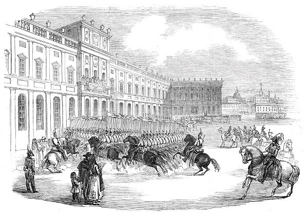 Madrid Royal Palace「Grand Review At Madrid」:写真・画像(15)[壁紙.com]