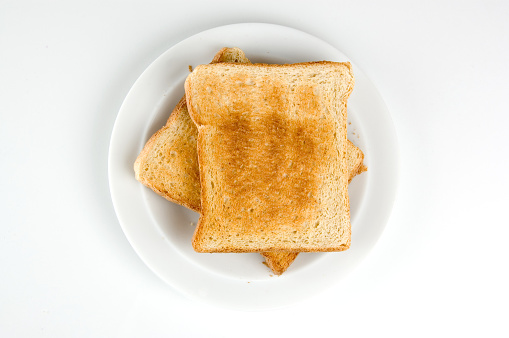 Breakfast「Two slices of toast」:スマホ壁紙(0)