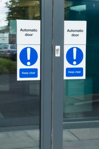 Automatic「Automatic office door」:スマホ壁紙(9)