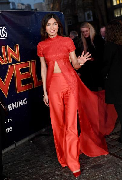 "Film Screening「UK Gala Screening of Marvel Studios' ""Captain Marvel""」:写真・画像(2)[壁紙.com]"