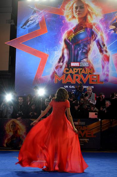"Film Screening「UK Gala Screening of Marvel Studios' ""Captain Marvel""」:写真・画像(4)[壁紙.com]"