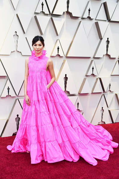 Pink Dress「91st Annual Academy Awards - Arrivals」:写真・画像(1)[壁紙.com]
