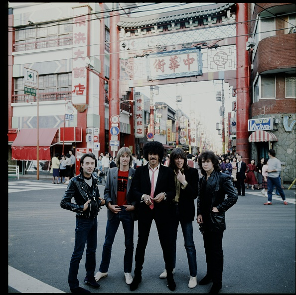 Yokohama「Thin Lizzy In Yokohama China Town」:写真・画像(5)[壁紙.com]