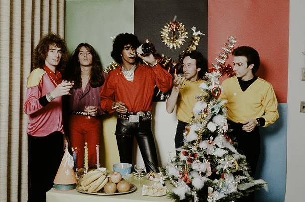 Thin Lizzy At Christmas Party:ニュース(壁紙.com)