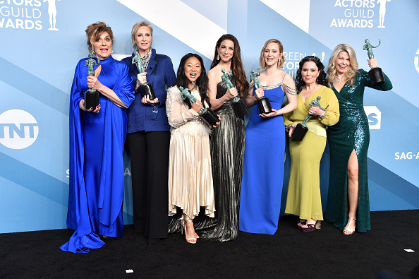 Gregg DeGuire「26th Annual Screen ActorsGuild Awards - Press Room」:写真・画像(12)[壁紙.com]