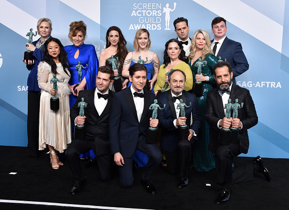 Gregg DeGuire「26th Annual Screen ActorsGuild Awards - Press Room」:写真・画像(13)[壁紙.com]