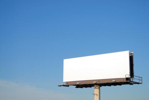 Roadside「blank billboard 3」:スマホ壁紙(7)