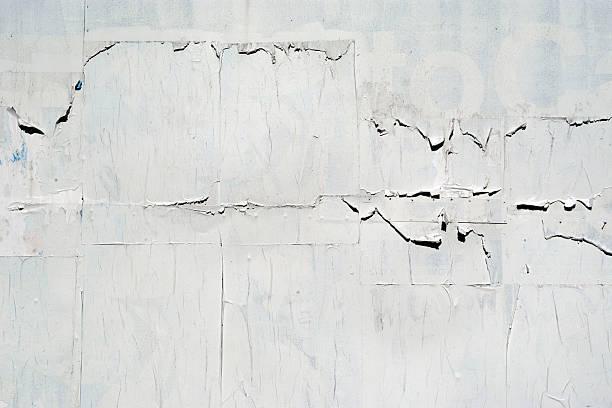 A blank billboard that is peeling:スマホ壁紙(壁紙.com)