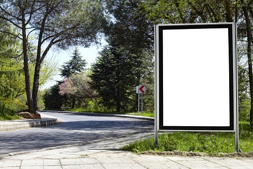 Country Road「Blank Billboard XXXL」:スマホ壁紙(6)