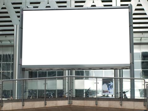 Advertisement「Blank Billboard」:スマホ壁紙(5)