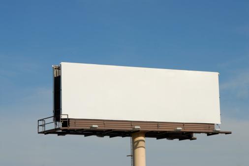 Roadside「A blank billboard high in the air」:スマホ壁紙(2)