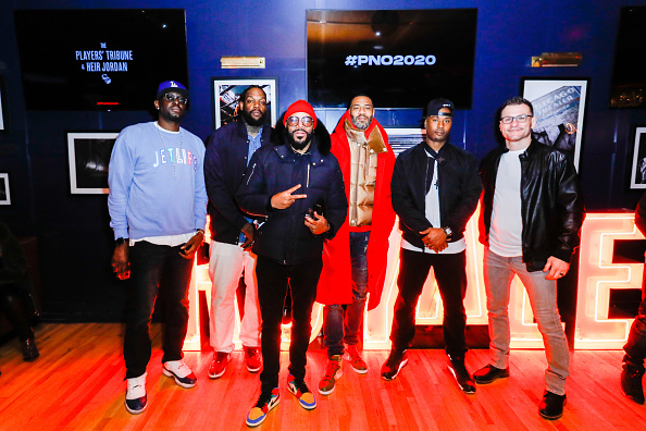 Eddie Curry「The Players' Tribune + Heir Jordan Host Players' Night Out At The Royale Party At Bounce Sporting Club In Chicago」:写真・画像(1)[壁紙.com]