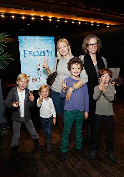 """Grace Kelly - Actress「The Cinema Society Hosts A Special Screening Of Walt Disney Animation Studios' """"Frozen"""" At The Tribeca Grand Hotel In New York」:写真・画像(14)[壁紙.com]"""