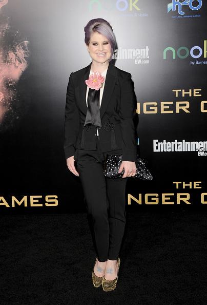 """Black Blazer「Premiere Of Lionsgate's """"The Hunger Games"""" - Arrivals」:写真・画像(4)[壁紙.com]"""