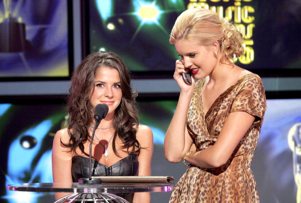 Grace Kelly - Actress「2005 World Music Awards - Show」:写真・画像(6)[壁紙.com]