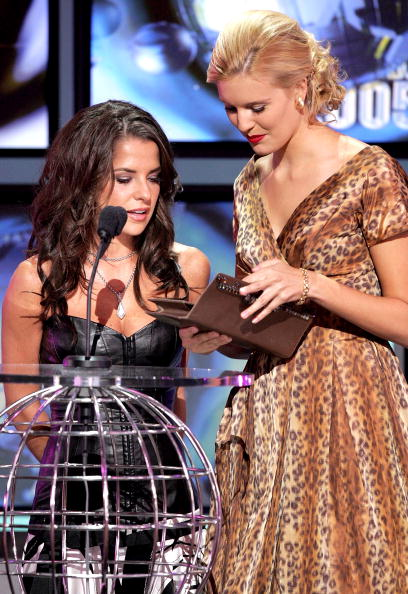 Grace Kelly - Actress「2005 World Music Awards - Show」:写真・画像(4)[壁紙.com]