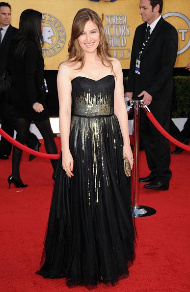 Strapless Dress「17th Annual Screen Actors Guild Awards - Arrivals」:写真・画像(10)[壁紙.com]
