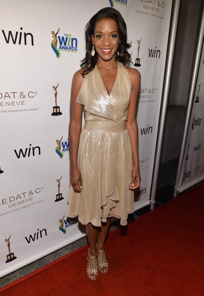Halter Top「WIN Awards By Women's Image Network - Red Carpet」:写真・画像(4)[壁紙.com]