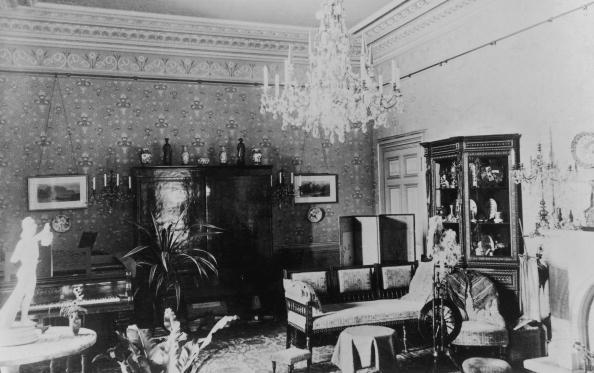 Wallpaper - Decor「Victorian Interior」:写真・画像(16)[壁紙.com]