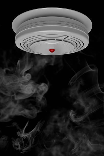 Smoke Detector:スマホ壁紙(壁紙.com)