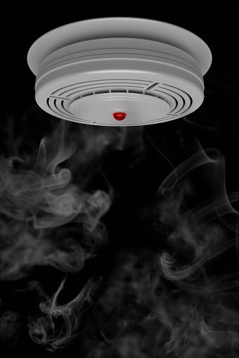 Smoke Detector「Smoke Detector」:スマホ壁紙(19)
