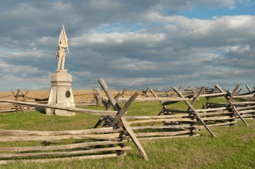 Battle「Antietam National Military Park, Bloody Lane and Sunken Road」:スマホ壁紙(5)