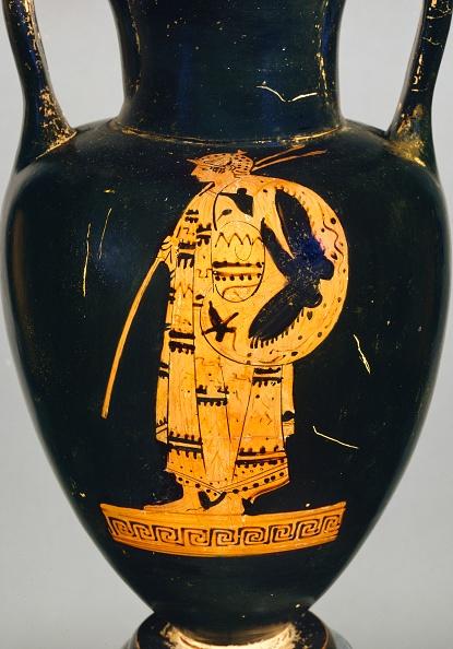 Red-Figure Ceramics「Attic Red-Figure Nolan -Amphora」:写真・画像(17)[壁紙.com]