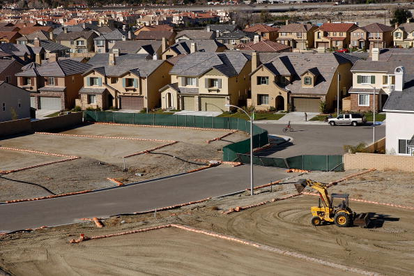 Economy「Existing Homes Sales Jump More Than Forecast」:写真・画像(9)[壁紙.com]