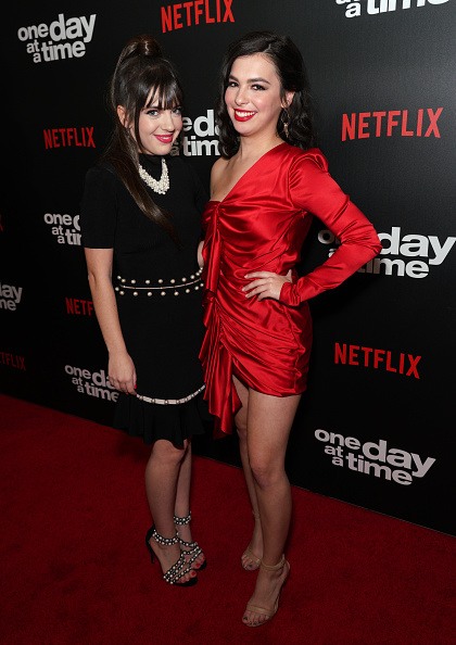 "JC Olivera「Premiere Of Netflix's ""One Day At A Time"" Season 3 - Red Carpet」:写真・画像(19)[壁紙.com]"