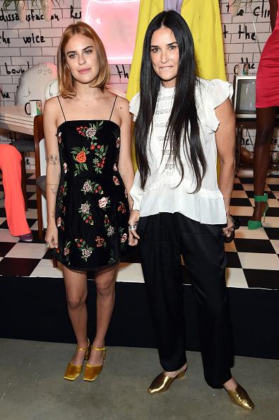 Jamie Moore「Alice + Olivia By Stacey Bendet - Arrivals - September 2017 - New York Fashion Week: The Shows」:写真・画像(11)[壁紙.com]