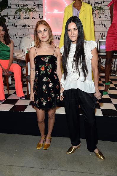 Jamie Moore「Alice + Olivia By Stacey Bendet - Arrivals - September 2017 - New York Fashion Week: The Shows」:写真・画像(8)[壁紙.com]