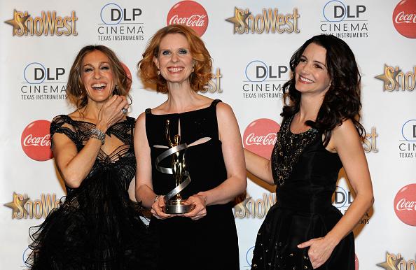 Sarah Jessica Parker「ShoWest 2010 Awards Ceremony - Arrivals」:写真・画像(2)[壁紙.com]