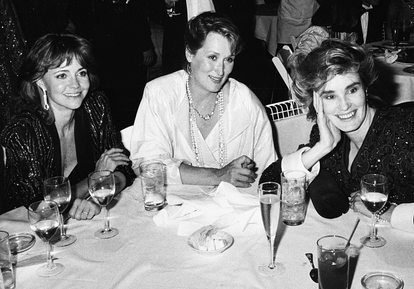 アカデミー賞「Sally Field, Meryl Streep And Jessica Lange」:写真・画像(6)[壁紙.com]