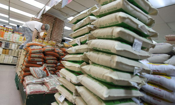 Long Grain Rice「Asian Communities In New York Affected By Rice Price Increases」:写真・画像(1)[壁紙.com]