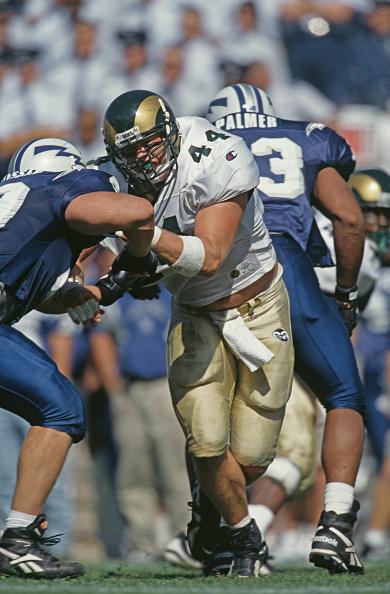Defensive Lineman - American Football Player「Colorado State Rams  vs Air Force」:写真・画像(12)[壁紙.com]