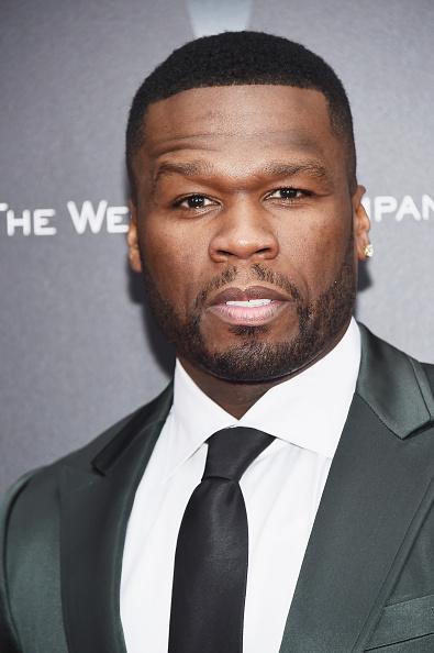 "50 Cent - Rapper「""Southpaw"" New York Premiere」:写真・画像(4)[壁紙.com]"