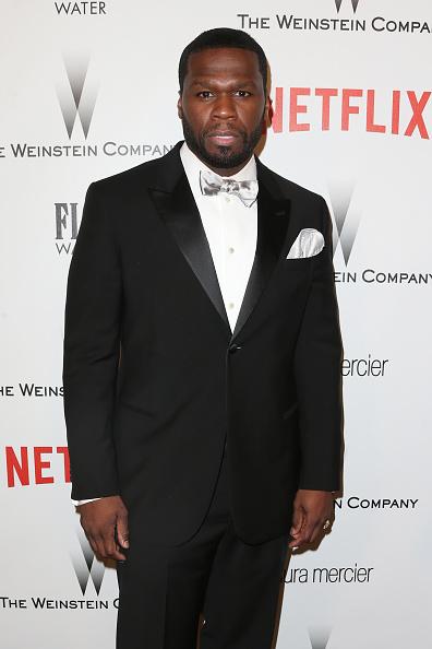 50 Cent - Rapper「2015 Weinstein Company And Netflix Golden Globes After Party - Arrivals」:写真・画像(8)[壁紙.com]