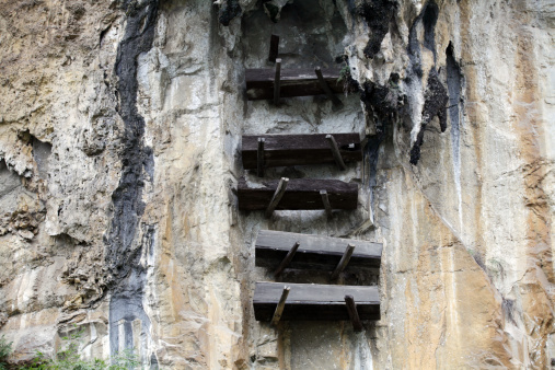 Steep「Suspended coffins,Sichuan,China」:スマホ壁紙(4)