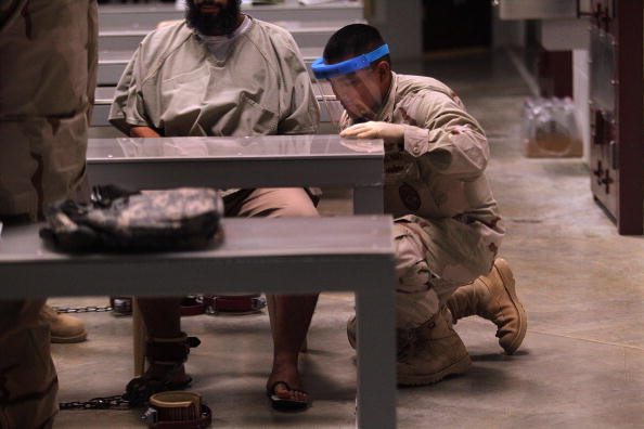 John Moore「Guantanamo Prison Remains Open Over A Year After Obama Vowed To Close It」:写真・画像(17)[壁紙.com]