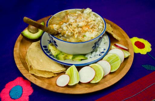 Radish「Mexican Pozole Dish」:スマホ壁紙(11)