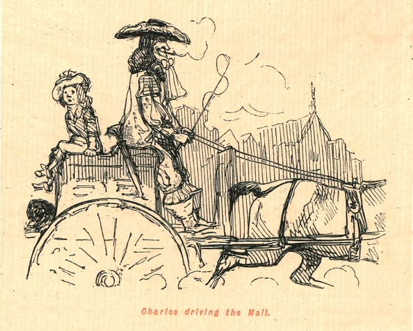 17th Century「Charles Driving The Mall」:写真・画像(3)[壁紙.com]