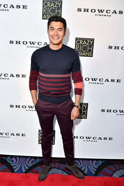 Michael Loccisano「Showcase Cinemas Hosts 'Crazy Rich Asians' Actor Henry Golding At Red Carpet Event At College Point Multiplex Cinemas」:写真・画像(0)[壁紙.com]