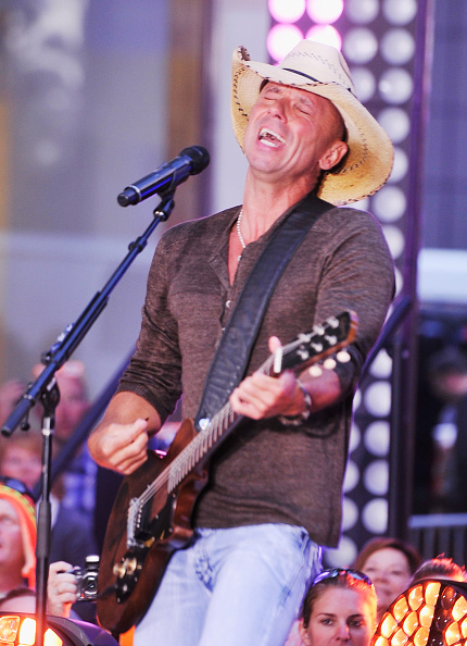 "Stephen Lovekin「Kenny Chesney Performs On NBC's ""Today""」:写真・画像(0)[壁紙.com]"