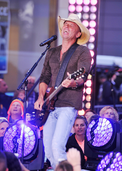 "Stephen Lovekin「Kenny Chesney Performs On NBC's ""Today""」:写真・画像(1)[壁紙.com]"