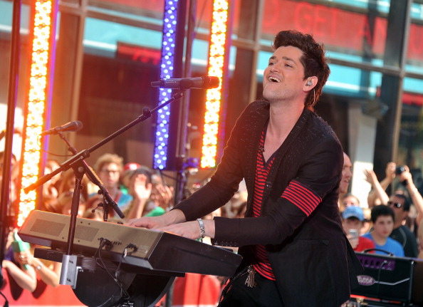 "Stephen Lovekin「The Script Performs On NBC's ""Today"" - June 10, 2011」:写真・画像(12)[壁紙.com]"