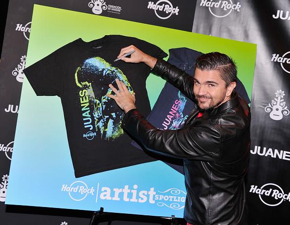 Sparse「Juanes Artist Spotlight Merchandise Unveiling」:写真・画像(19)[壁紙.com]