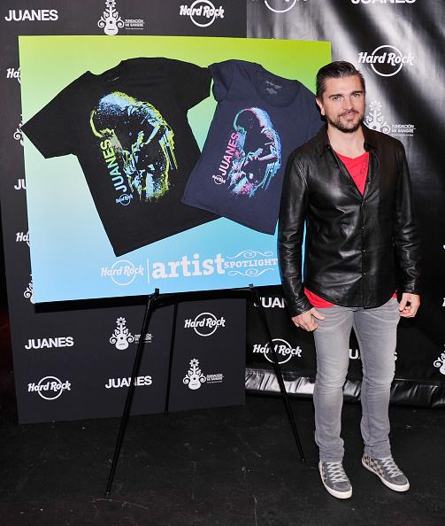 Sparse「Juanes Artist Spotlight Merchandise Unveiling」:写真・画像(18)[壁紙.com]