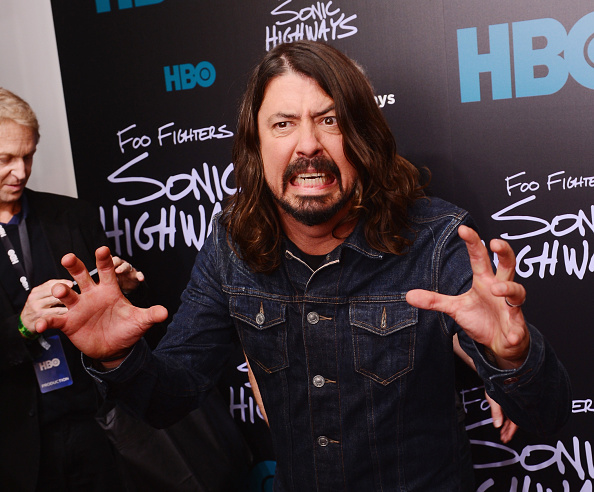 "Stephen Lovekin「""Foo Fighters: Sonic Highways"" New York Premiere」:写真・画像(15)[壁紙.com]"